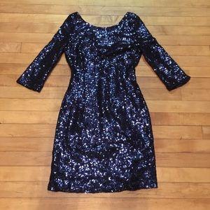 Lulu's Sequin Dress
